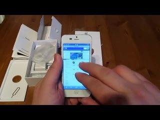 Айфон 5 на андроиде. Самая точная копия из всех существующих.но пока это только мечта :-(