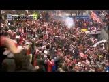 Ростов - Спартак 0:1. Гол Уориса. 08.12.2013